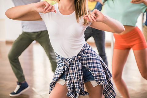 LARA TOKYO ダンスクラス
